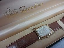 Hamilton Registered Edition Cabot Wristwatch Original Box