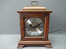 Hamilton Whitehall mantel clock With tags and paperwork.