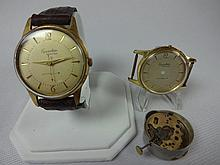 Epperlein Electric Watch Complete, Movement Case and Dial