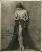 NEVA LYNNE 1920s PHOTOS BY de MIRJIAN, ONE SIGNED