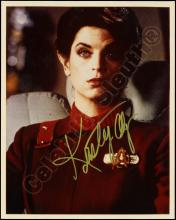 STAR TREK 1960s-2010s FEMALE CAST MEMBER SIGNED PHOTO COLLECTION W/ NUDES