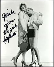 1959 TONY CURTIS SIGNED STILL FROM 'SOME LIKE IT HOT'