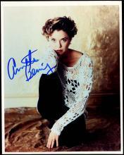 1990s ACTRESS AUTOGRAPHED PHOTOS ( A-B) COLLECTION