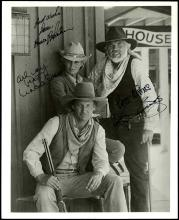 COUNTRY MUSIC STARS SIGNED PHOTOS