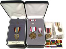 USA 1950s-90s LARGE COLLECTION OF MEDALS (x200+)