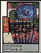 FRIEDRICH HUNDERTWASSER 1980 ECONOMIC & SOCIAL COUNCIL LIMITED EDITION LITHO