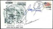 1965 GT-7 CREW SIGNED COVER