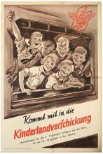 1930s ORIGINAL THIRD REICH YOUTH POSTER