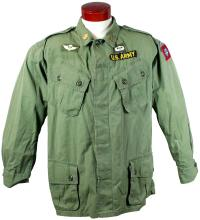 1963 JUNGLE JACKET WITH JUMP WING PATCH