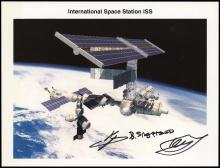 2000 EXPEDITION I CREW SIGNED LITHO
