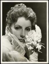 GRETA GARBO 1937 VINTAGE SILVER GELATIN PHOTOGRAPH
