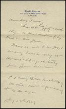 1910s-80s WOMEN'S PEACE PARTY COLLECTION W/ JANE ADDAMS LETTERS