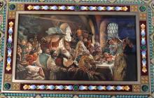 ESTATE SALE RUSSIAN SILVER DESIGNER JEWELRY WATCHES BRONZES FINE ART