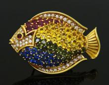 Craig Drake 18K Gold 12.00 TCW Finest Diamonds