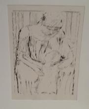 AFTER PIERRE BONNARD LITHOGRAPH