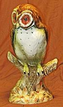 Tilso Porcelain Owl