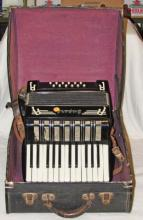 Superb Accordion w/ Case