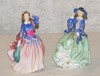 Two Royal Doulton Figurines