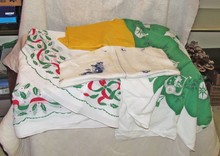 Lot Of Table Linen