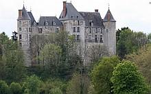 Château de Saint-Brisson-sur-Loire (1er jour de vente)