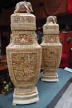 vente du mobilier provenant d'un château en Sologne (et à divers)