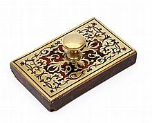 PAPERWEIGHT STYLE BOULLE