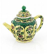 TEAPOT WITH A LID