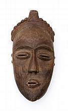 TRIBAL MASK, 19TH/20TH CENTURY