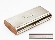 CARTIER ART-DECO CIGAR-CASE