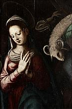 EUROPEAN SCHOOL, 16TH CENTURY, OUR LADY