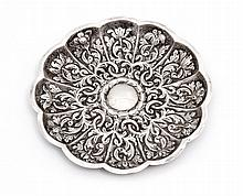 SMALL CUT OUT SALVER