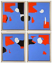 ANTIQUES-OBJECTS DE VERTUE, MODERN & CONTEMPORARY ART