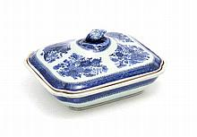 SQUARE COVERED PLATE