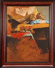 OLIVEIRA TAVARES (N.1961), UNTITLED