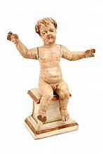SITTING INFANT JESUS