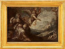 ITALIAN SCHOOL, 17TH CENTURY, BIBLICAL SCENE