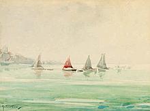 MANUEL TAVARES (1911-1974), BOATS