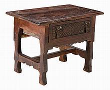PORTUGUESE TABLE, 17TH CENTURY