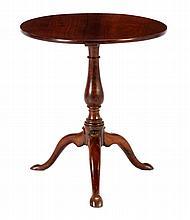 TRIPOD TABLE, D. JOSÉ