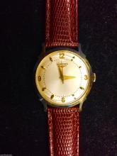 Vintage 14K SOLID GOLD LONGINES Wristwatch