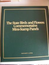 The State Birds and Flowers Commemorative Mint-Stamp Panels Folder