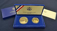 1986 US Liberty Proof Coin Set