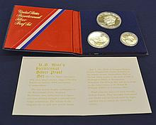 1976 US Bicentennial Silver Proof Set