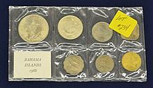 1966 Bahama Islands Mint Set