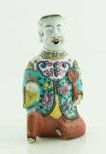 18th Century Chinese Porcelain Sculpture