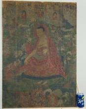 Chinese / East Tibetan Thangka 18th Century