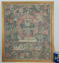 Nepalese / Nepal Thangka  18th Century