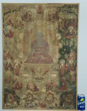 Chinese Tibetan 18th / 19th Century Thangka