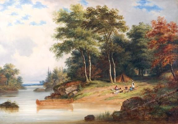 CORNELIUS DAVID KRIEGHOFF (1815-1872)