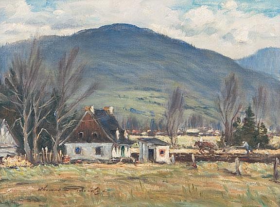 THOMAS HILTON GARSIDE ARCA (1906-1980)
